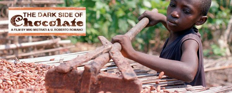 the dark side of chocolate Child slaves are often used to harvest cocoa - but a simple idea could help stop the practice, writes christopher pyne - sydney morning herald online.